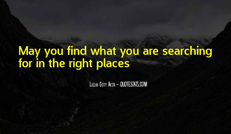 Quotes About Finding Yourself #427042
