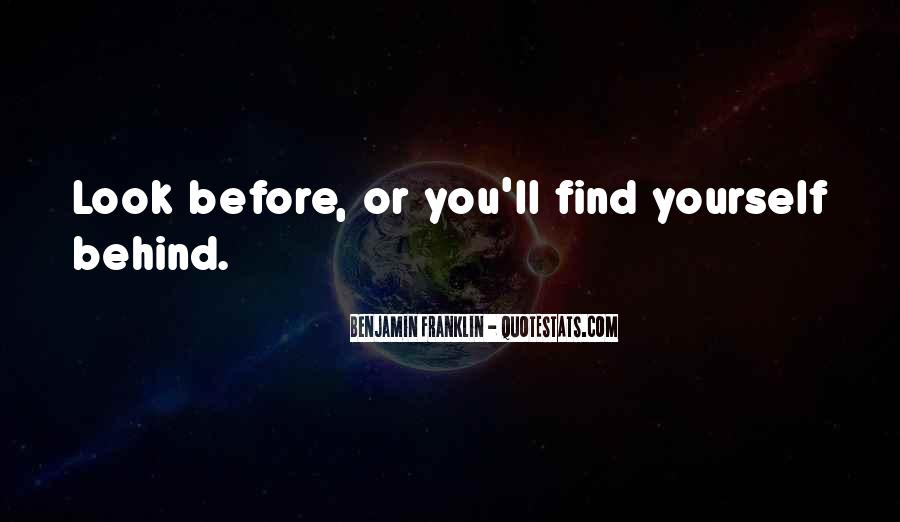 Quotes About Finding Yourself #92455