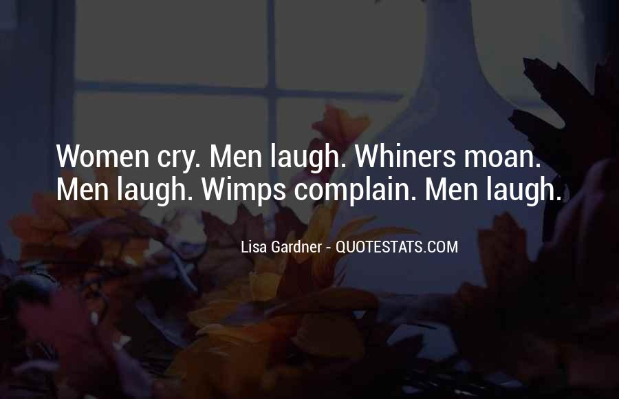 Quotes About Wimps #1520794