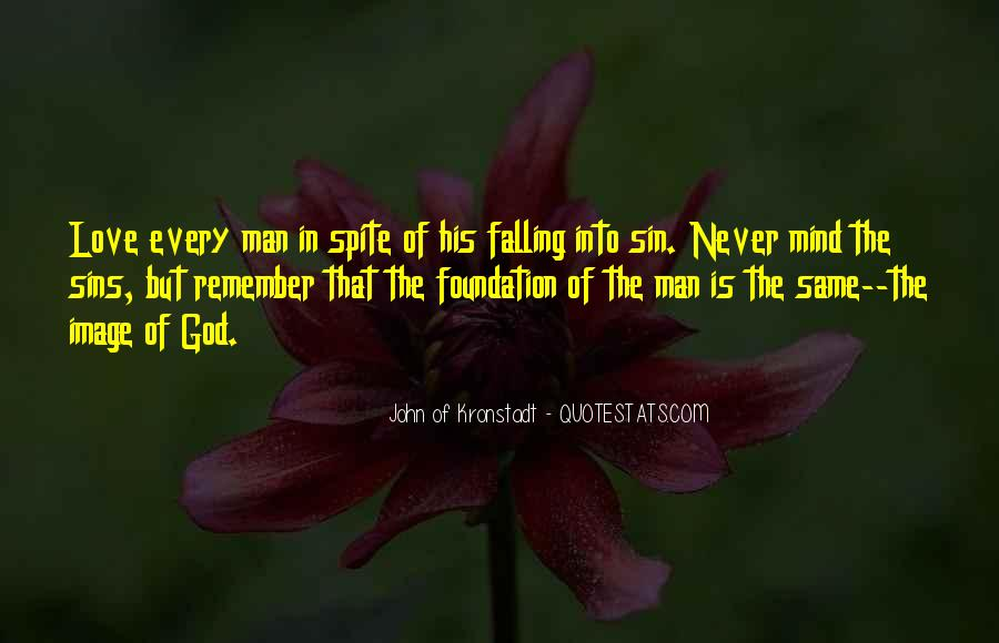 Quotes About Never Falling Out Of Love #711536