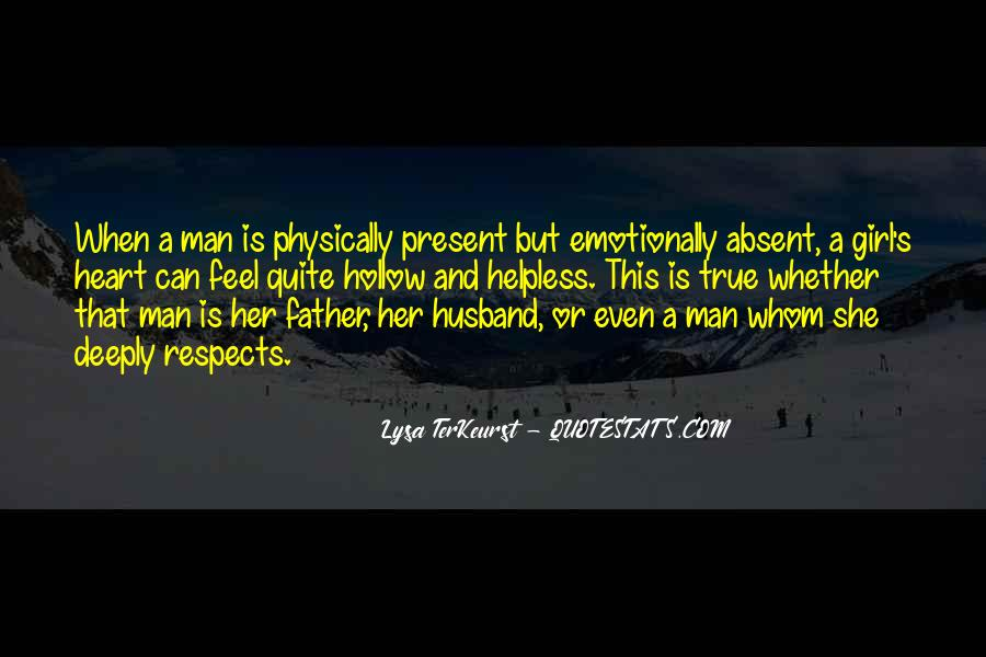 Quotes About True Husband #1716509