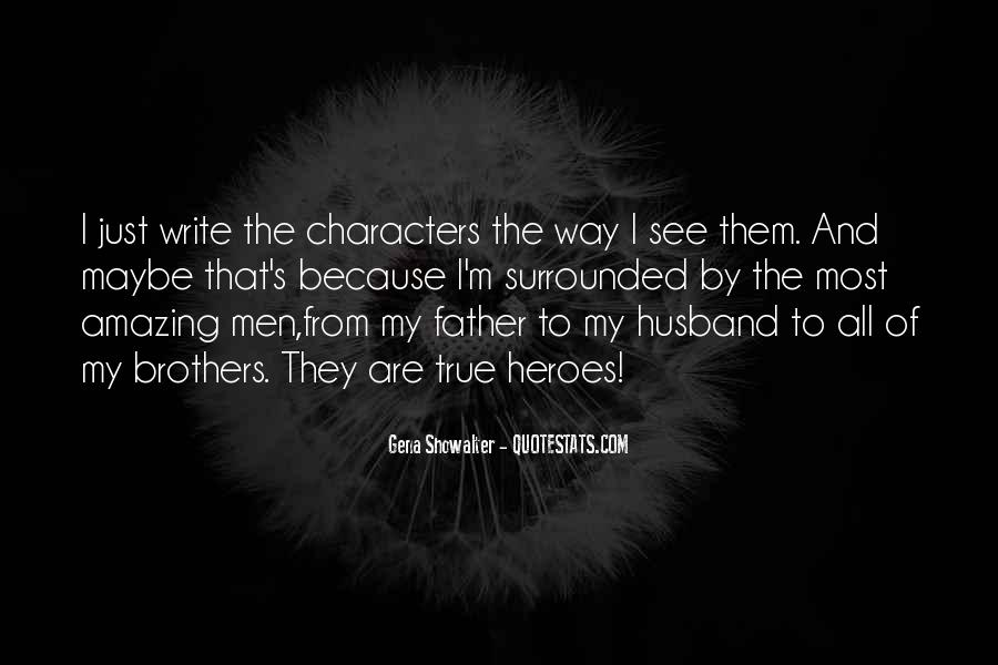 Quotes About True Husband #1793774