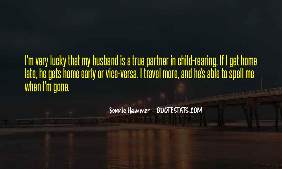 Quotes About True Husband #29323
