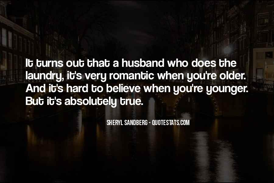 Quotes About True Husband #552658