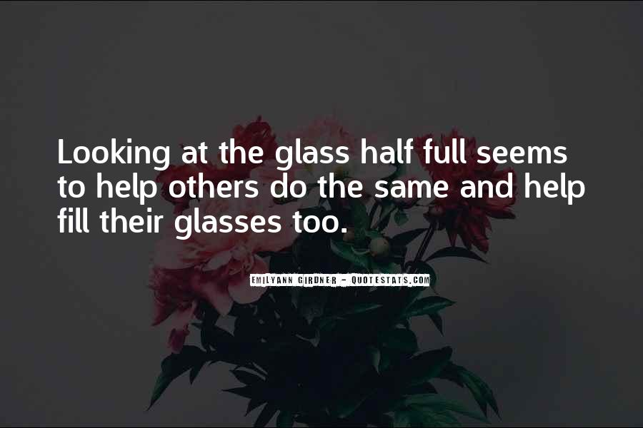 Quotes About The Looking Glass #1049090