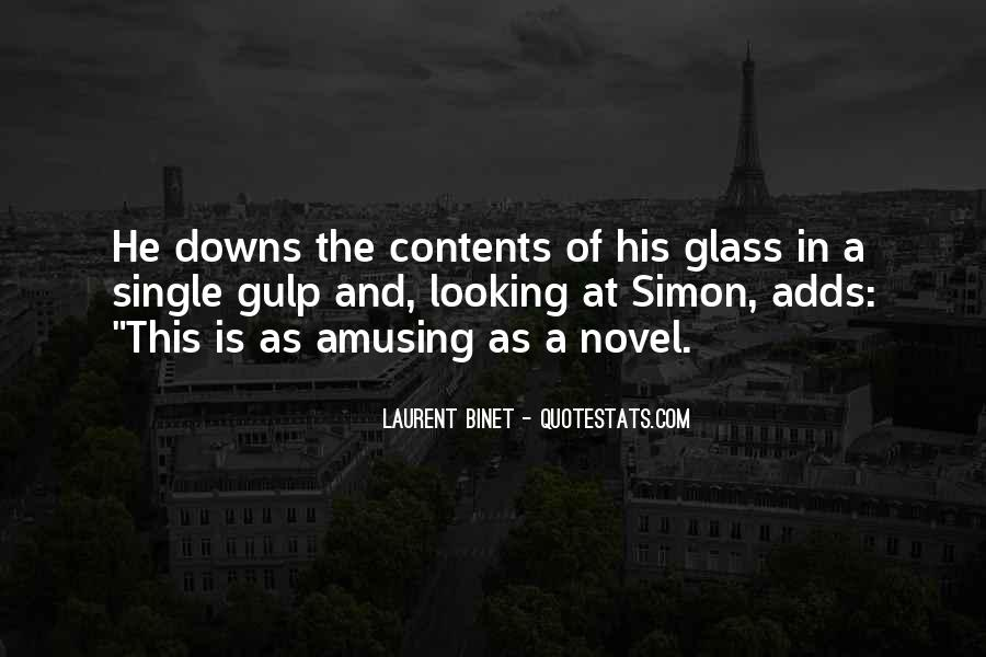 Quotes About The Looking Glass #1135138