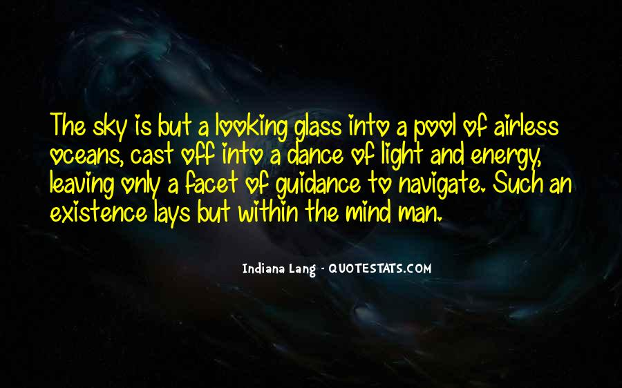 Quotes About The Looking Glass #256293