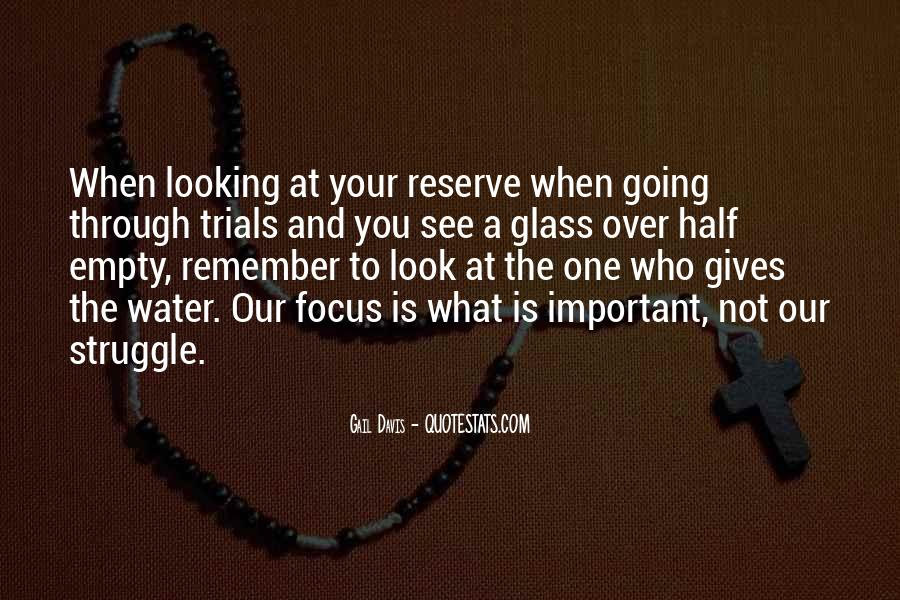 Quotes About The Looking Glass #265656