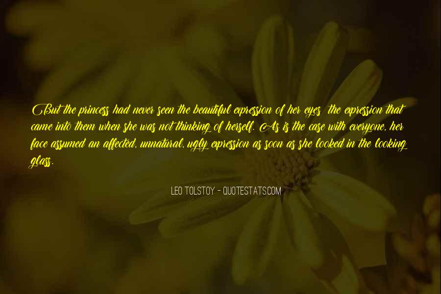 Quotes About The Looking Glass #653299