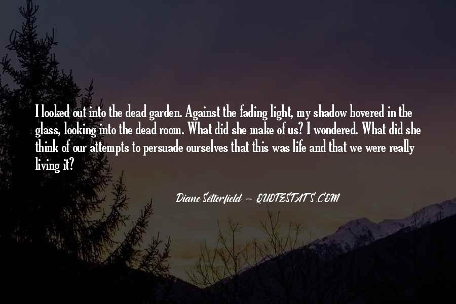 Quotes About The Looking Glass #911048