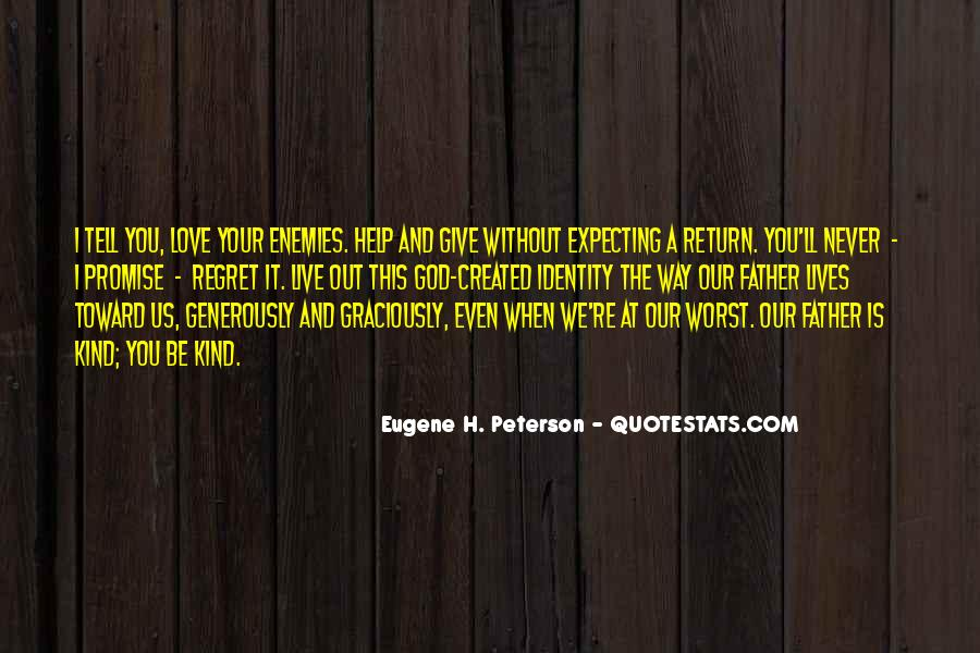 Quotes About Regret Love #200518