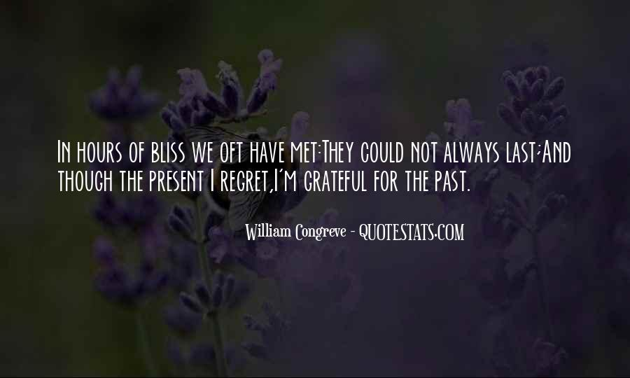 Quotes About Regret Love #429817