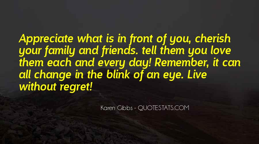 Quotes About Regret Love #529610