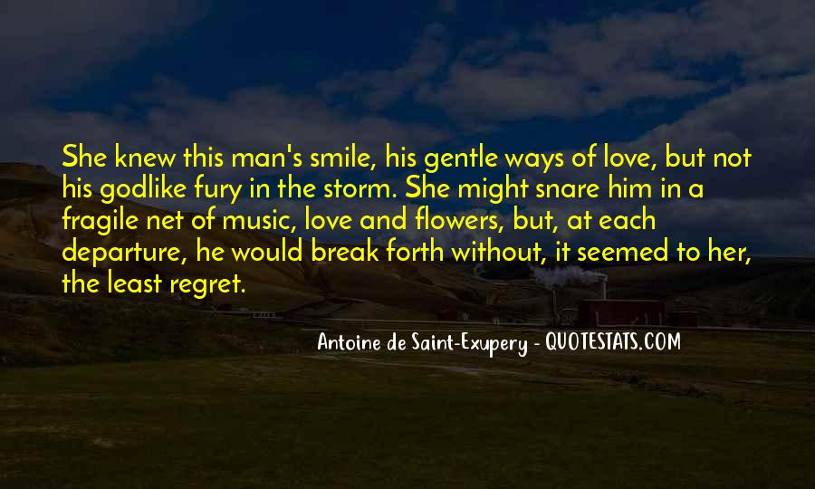 Quotes About Regret Love #535880