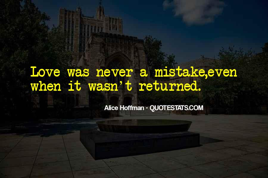 Quotes About Regret Love #81420