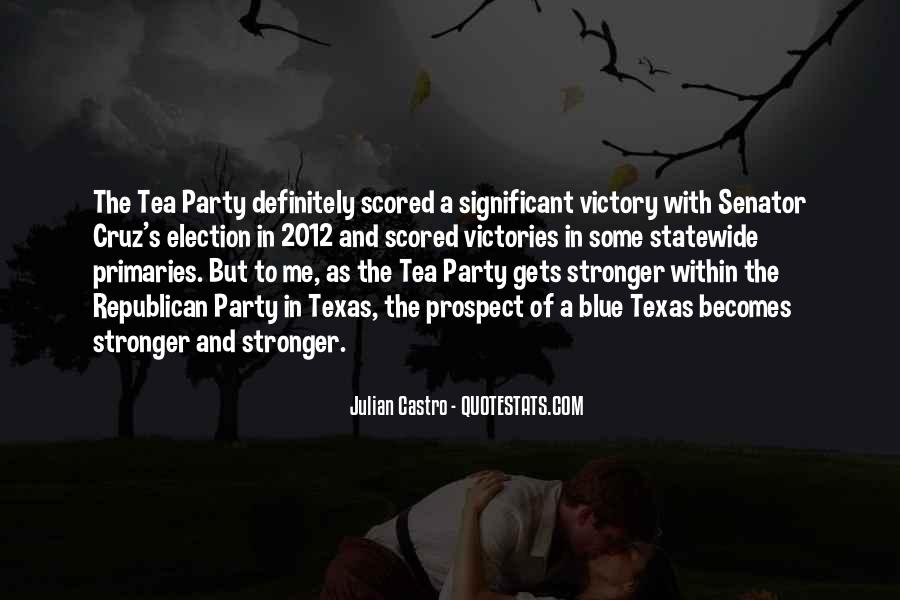 Quotes About Victory In Election #1360112