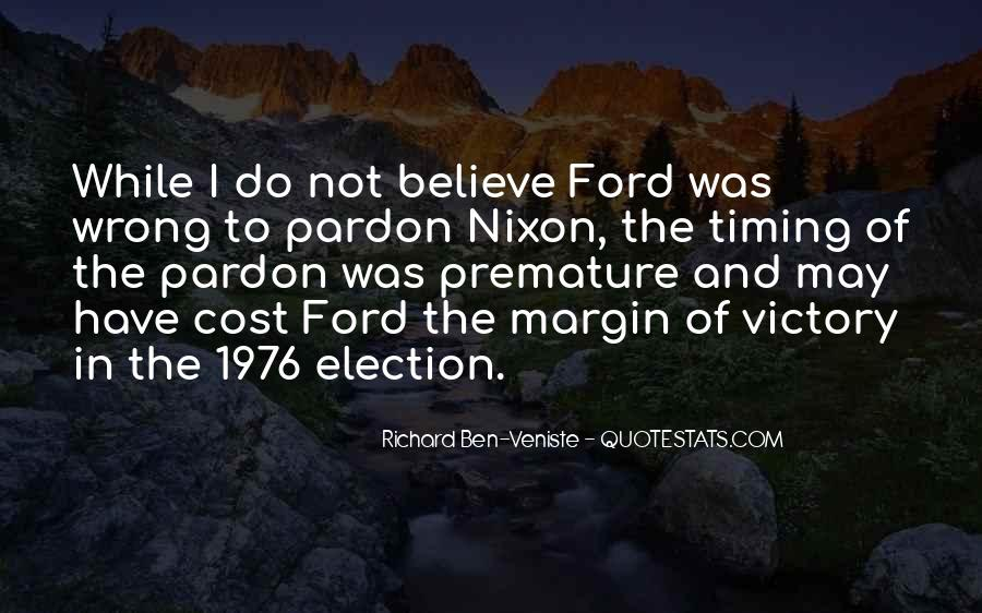 Quotes About Victory In Election #154898