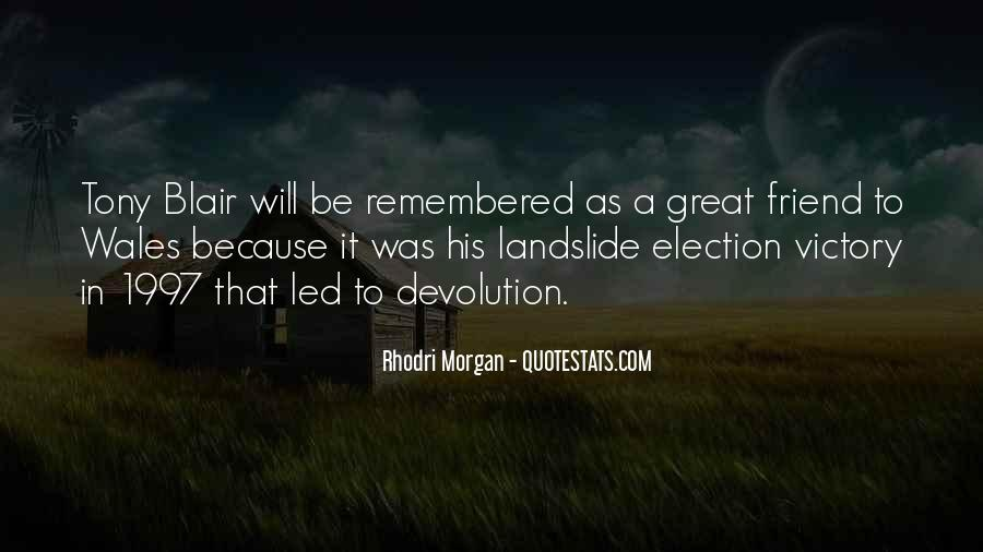 Quotes About Victory In Election #1850966