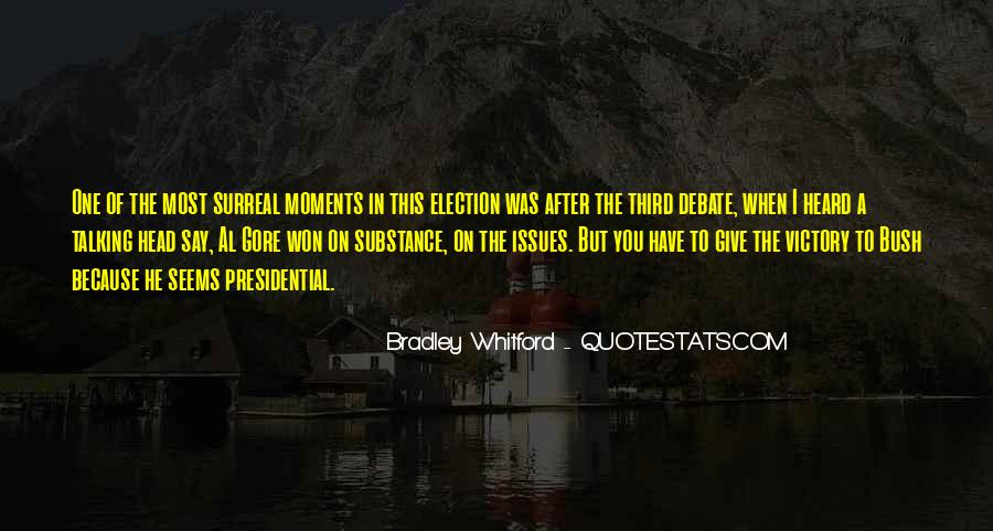 Quotes About Victory In Election #485975