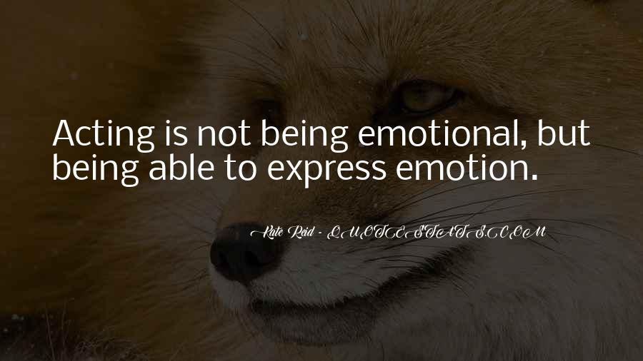 Quotes About Not Being Able To Express Yourself #1518166