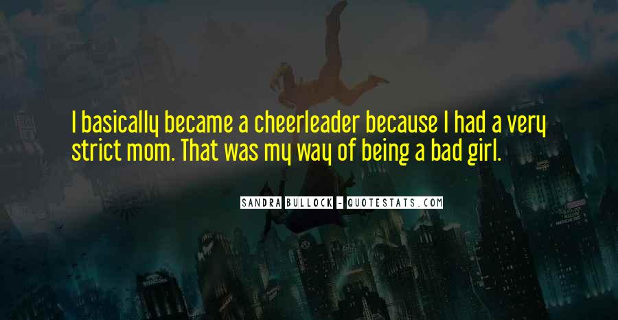 Quotes About Being Your Own Cheerleader #1693053