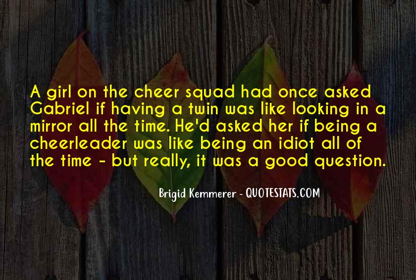 Quotes About Being Your Own Cheerleader #588287
