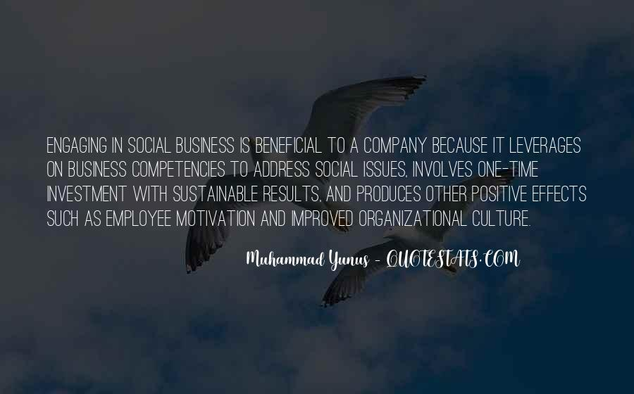 Quotes About Organizational Culture #1203613