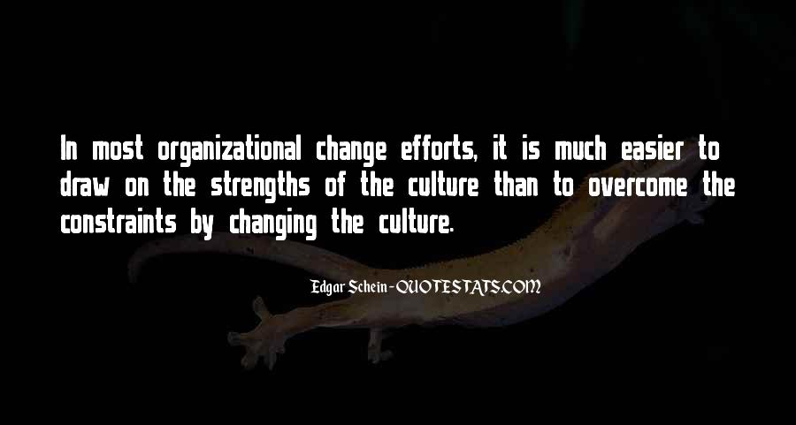 Quotes About Organizational Culture #423209