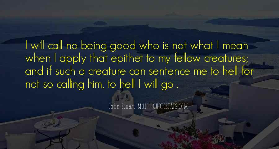 Quotes About Torture Being Good #654303