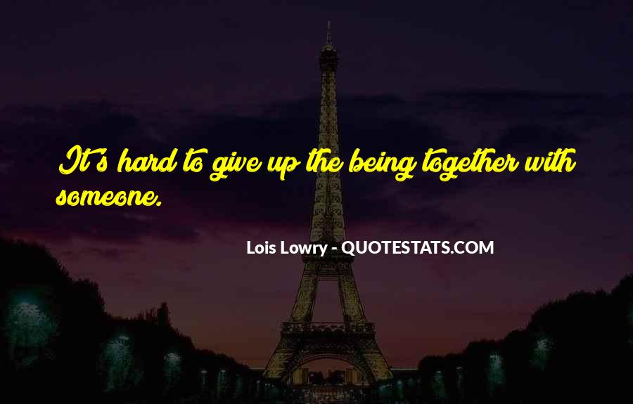Quotes About Giving Up On Love And Moving On #1720680