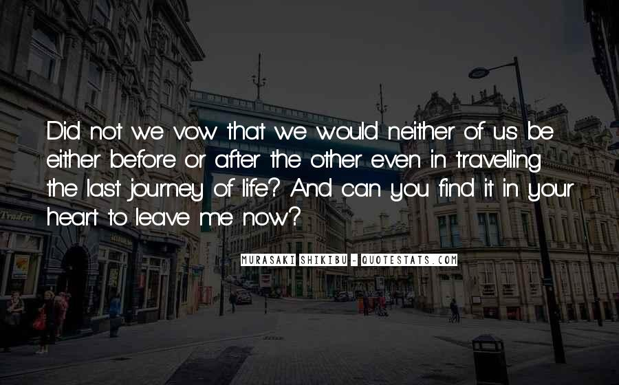 Quotes About Travelling Life #141219