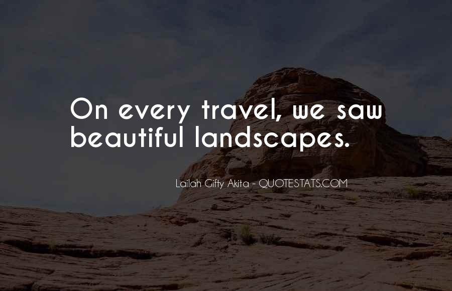 Quotes About Travelling Life #1565913