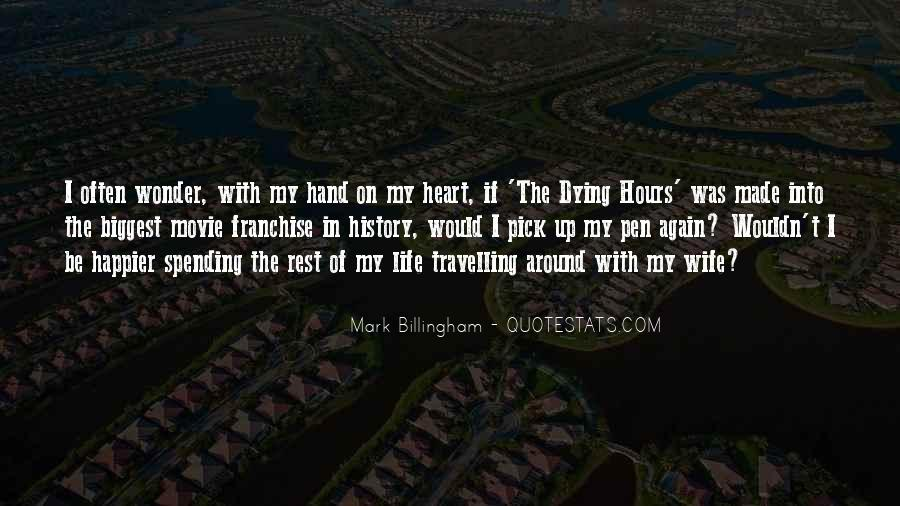 Quotes About Travelling Life #1775913