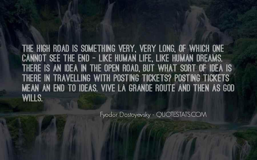 Quotes About Travelling Life #1794095