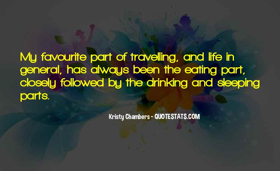 Quotes About Travelling Life #546208