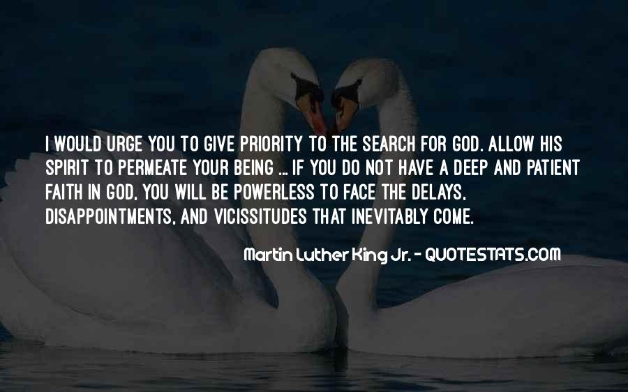 Quotes About Being Patient With God #557725