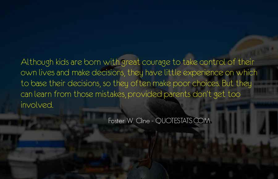 Quotes About Over Involved Parents #206116