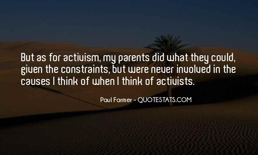 Quotes About Over Involved Parents #639921