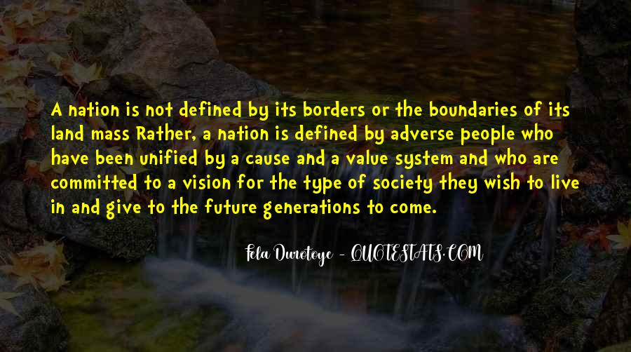 Quotes About Building A Future #1619523