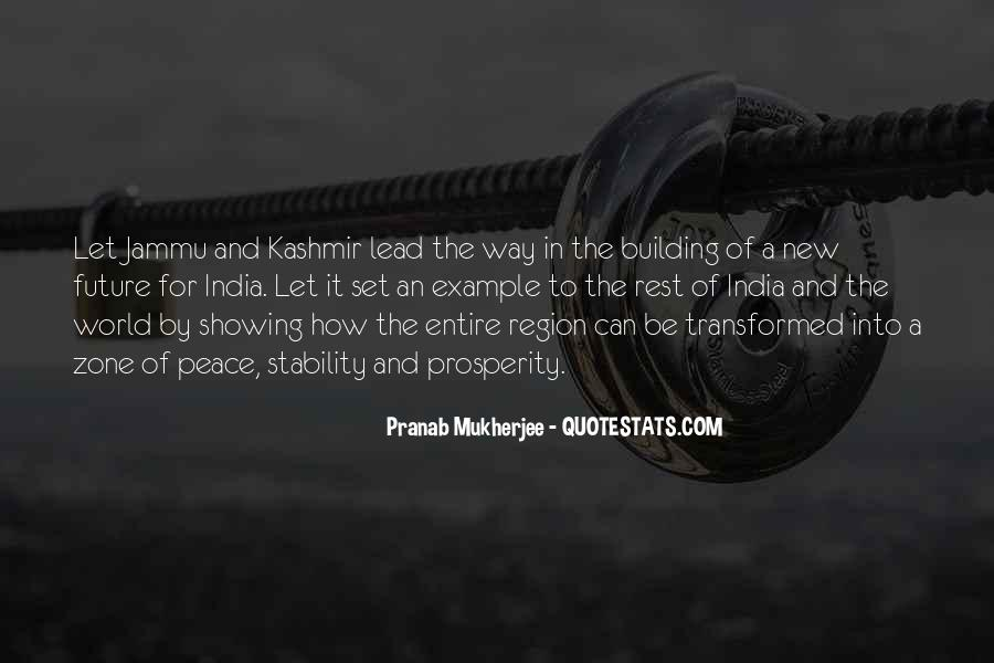 Quotes About Building A Future #1739590