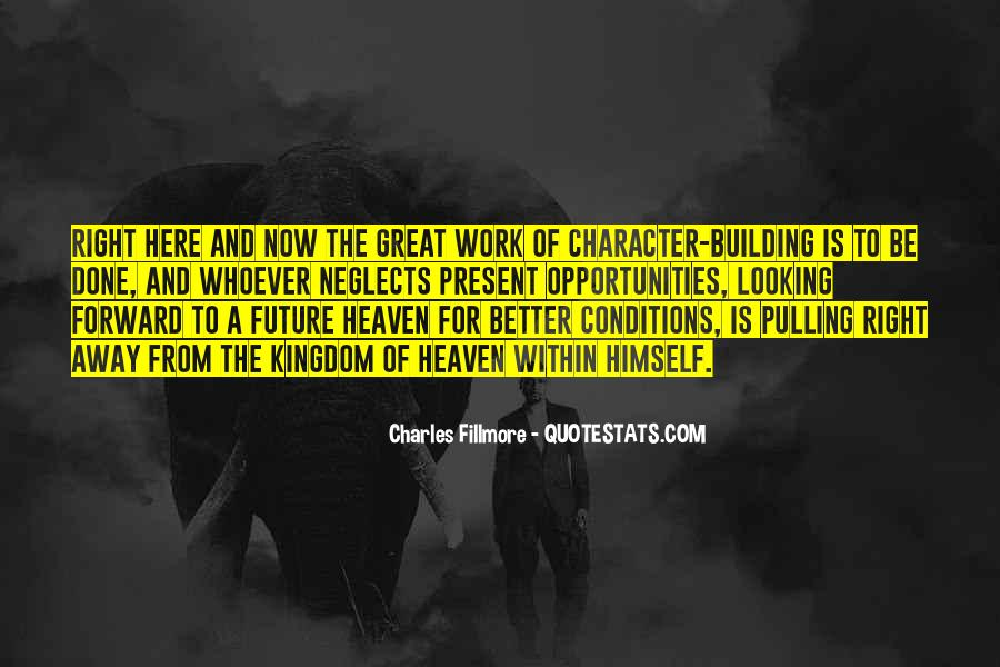 Quotes About Building A Future #221491