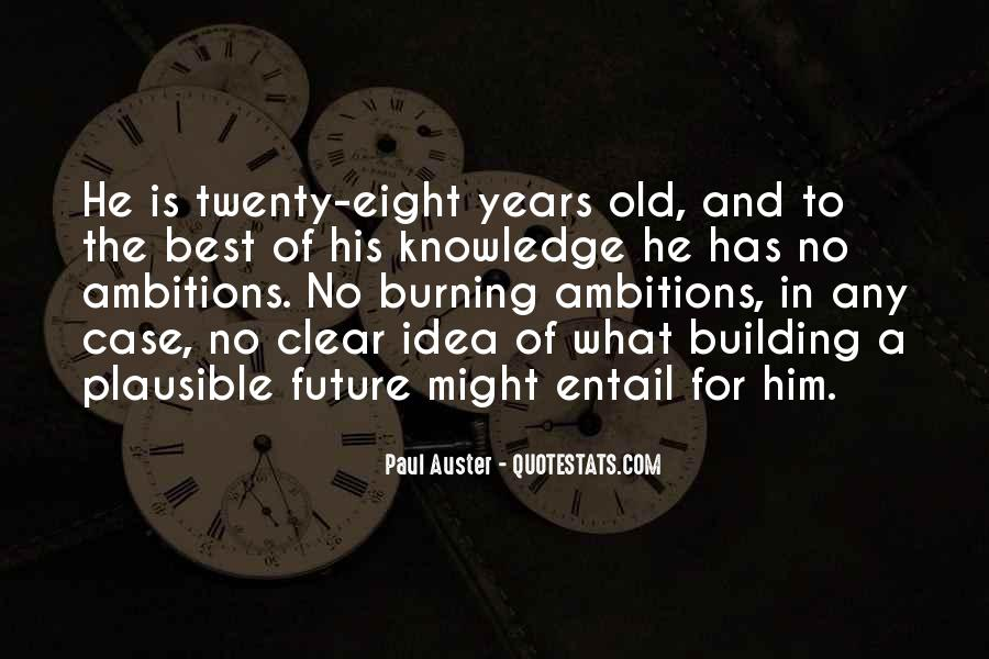 Quotes About Building A Future #269924