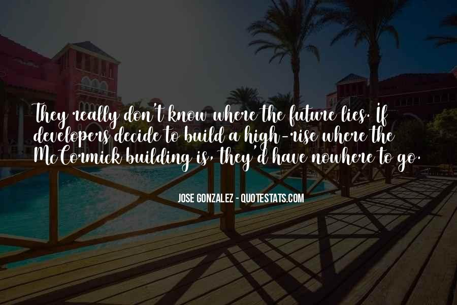 Quotes About Building A Future #300788