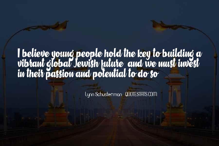 Quotes About Building A Future #360198
