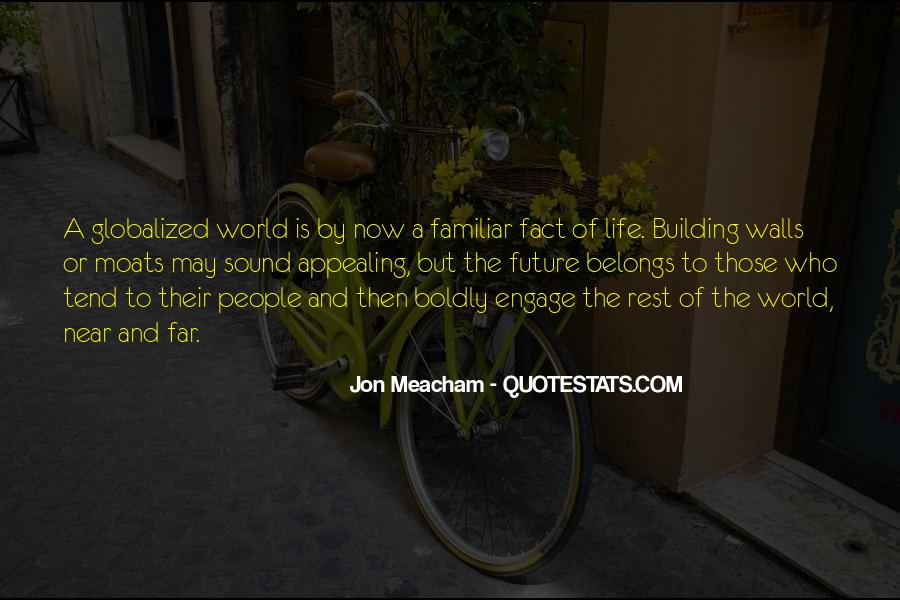 Quotes About Building A Future #448465