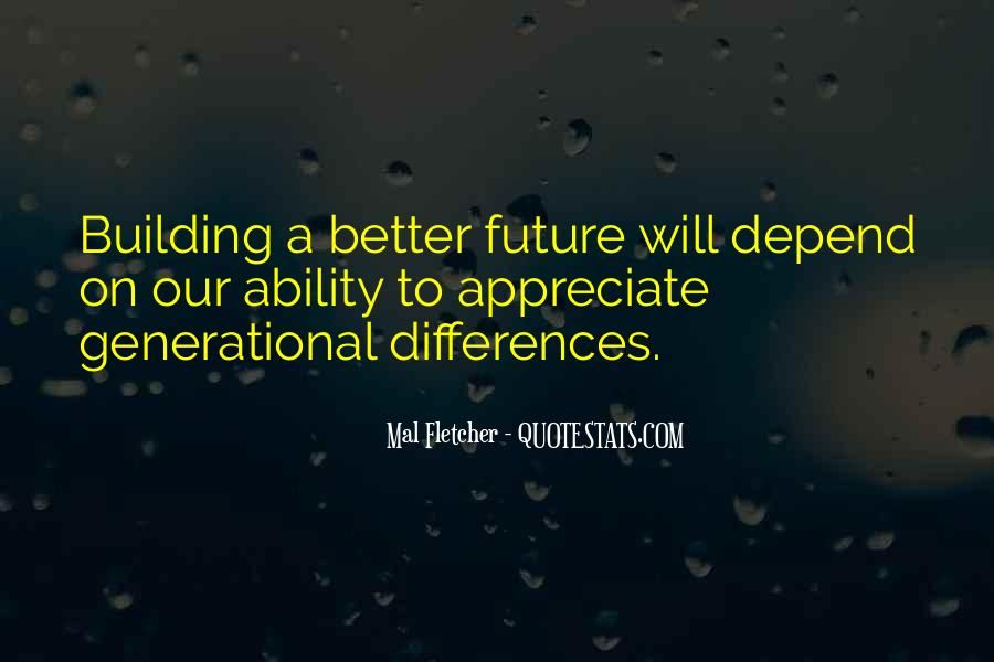 Quotes About Building A Future #883957
