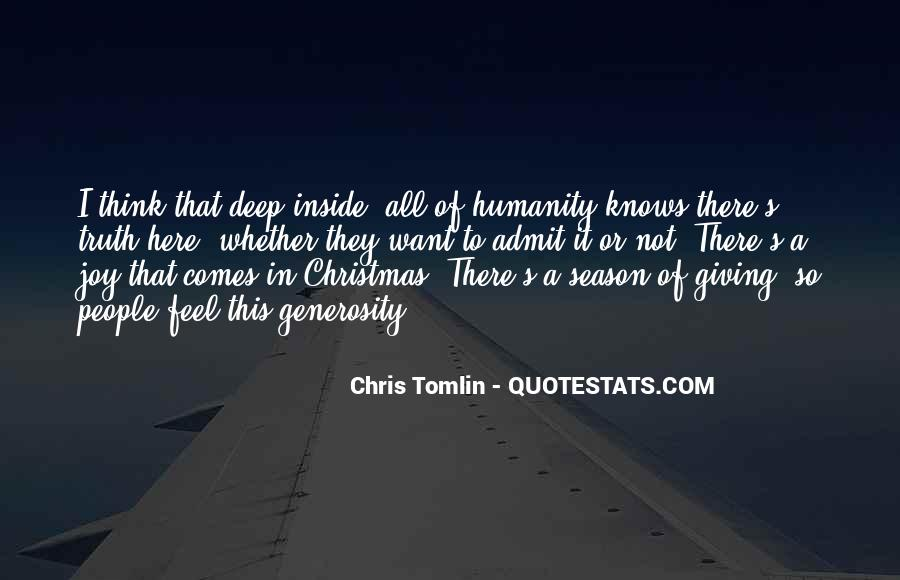 Quotes About Season Of Giving #1649206