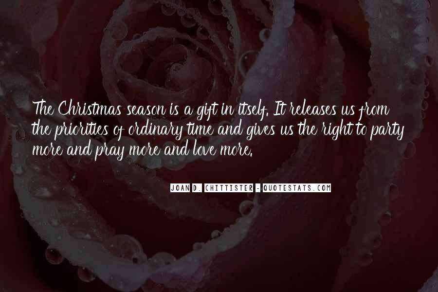 Quotes About Season Of Giving #285160