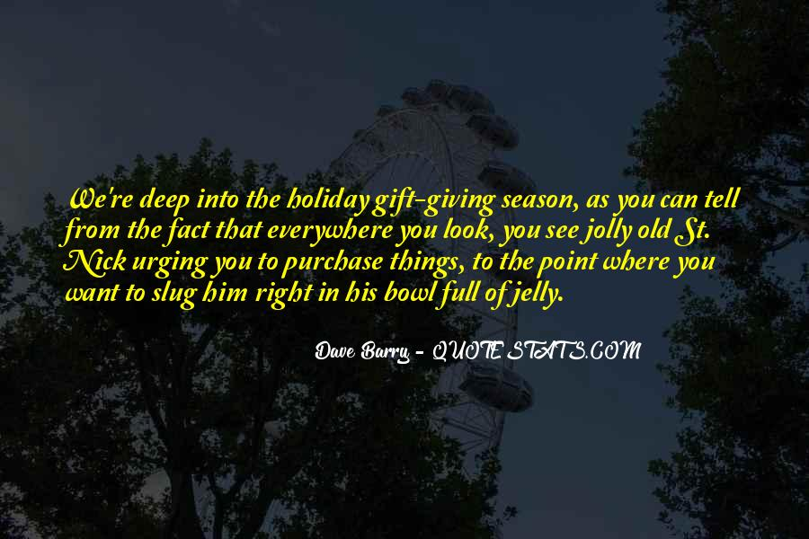 Quotes About Season Of Giving #536473