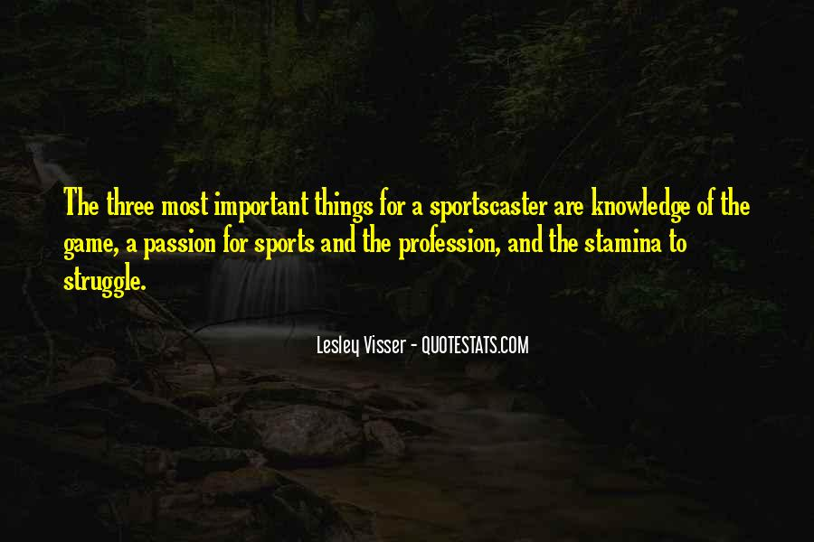 Quotes About Passion And Sports #1248752